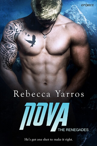 NOVA by Rebecca Yarros: Release Spotlight, Excerpt & Giveaway