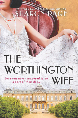 THE WORTHINGTON WIFE by Sharon Page: Excerpt & Giveaway