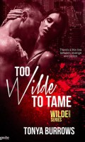TOO WILDE TO TAME by Tonya Burrows: Review