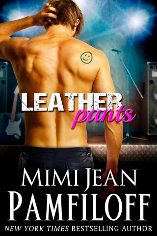 LEATHER PANTS by Mimi Jean Pamfiloff: Release Spotlight