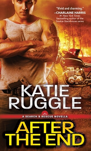 AFTER THE END + SNEAK PEEK OF RUN TO GROUND by Katie Ruggle & Giveaway