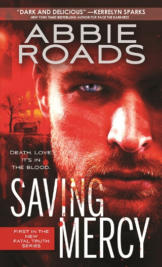 SAVING MERCY by Abbie Roads: Excerpt & Giveaway