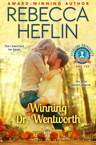 WINNING DR. WENTWORTH by Rebecca Heflin: Pre-Release Blitz & Giveaway
