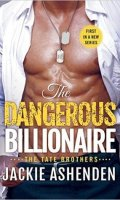 THE DANGEROUS BILLIONAIRE by Jackie Ashenden: Review & Excerpt