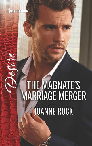 THE MAGNATE'S MARRIAGE MERGER by Joanne Rock: Release Spotlight & Giveaway