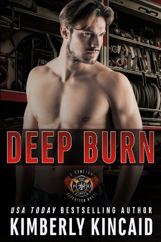 DEEP BURN by Kimberly Kincaid: Release Spotlight & Excerpt