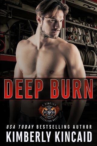 DEEP BURN by Kimberly Kincaid: Release Spotlight & Excerpt