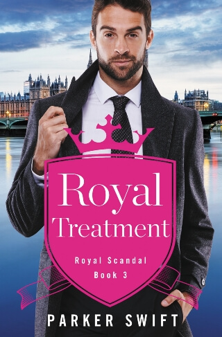 ROYAL TREATMENT by Parker Swift: Release Spotlight, Excerpt & Giveaway