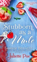 STUBBORN AS A MULE by Juliette Poe: Review & Excerpt
