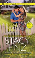 NEED YOU by Stacy Finz: Review