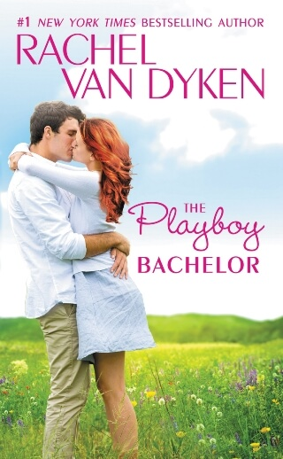 THE PLAYBOY BACHELOR by Rachel Van Dyken: Release Spotlight, Excerpt & Giveaway