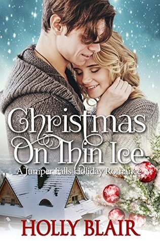 CHRISTMAS ON THIN ICE by Holly Blair: Review