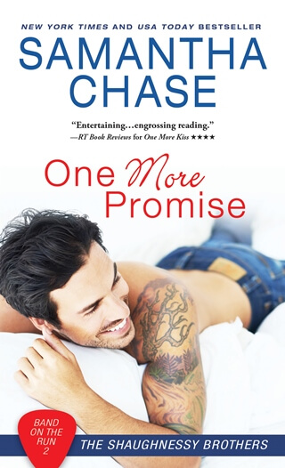 ONE MORE PROMISE by Samantha Chase: Excerpt & Giveaway