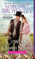 COWBOY CHARM SCHOOL by Margaret Brownley: Excerpt & Giveaway