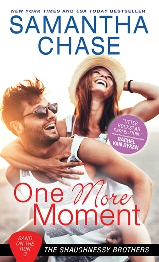 ONE MORE MOMENT by Samantha Chase: Excerpt & Giveaway