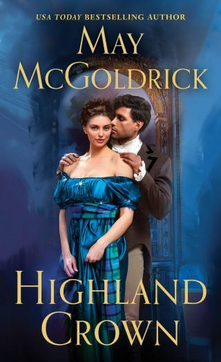 HIGHLAND CROWN by May McGoldrick: Excerpt & Spotlight