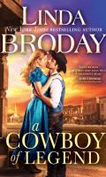 A COWBOY OF LEGEND by Linda Broday: Excerpt & Spotlight