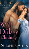 A WOLF IN DUKE'S CLOTHING by Susanna Allen: Excerpt & Spotlight