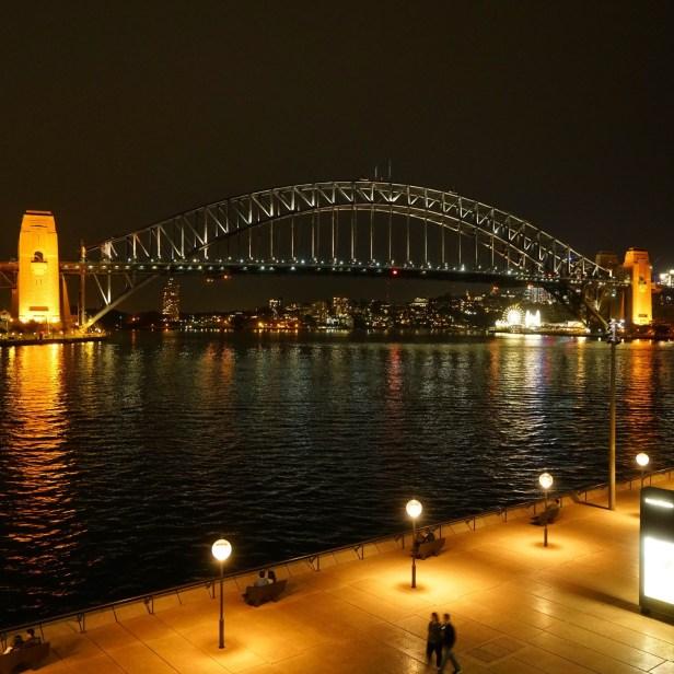 Super nice shot of the bridge