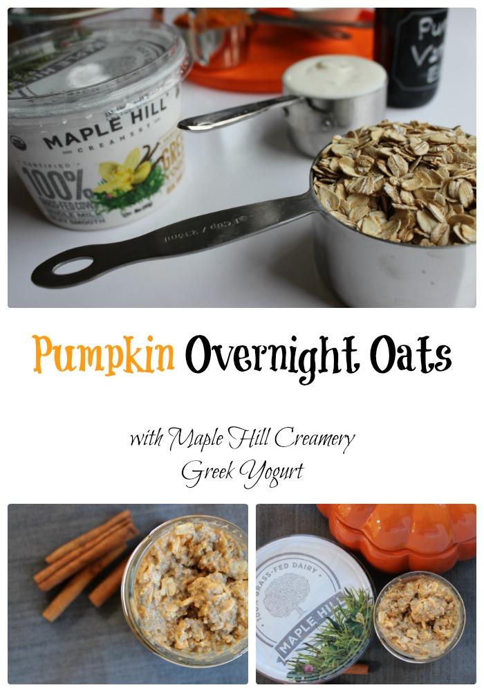 pumpkin greek yogurt