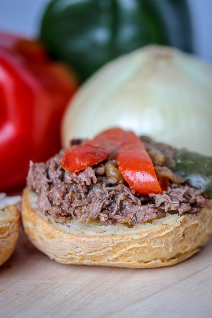 Instant Pot Philly (Philly) Cheesesteak