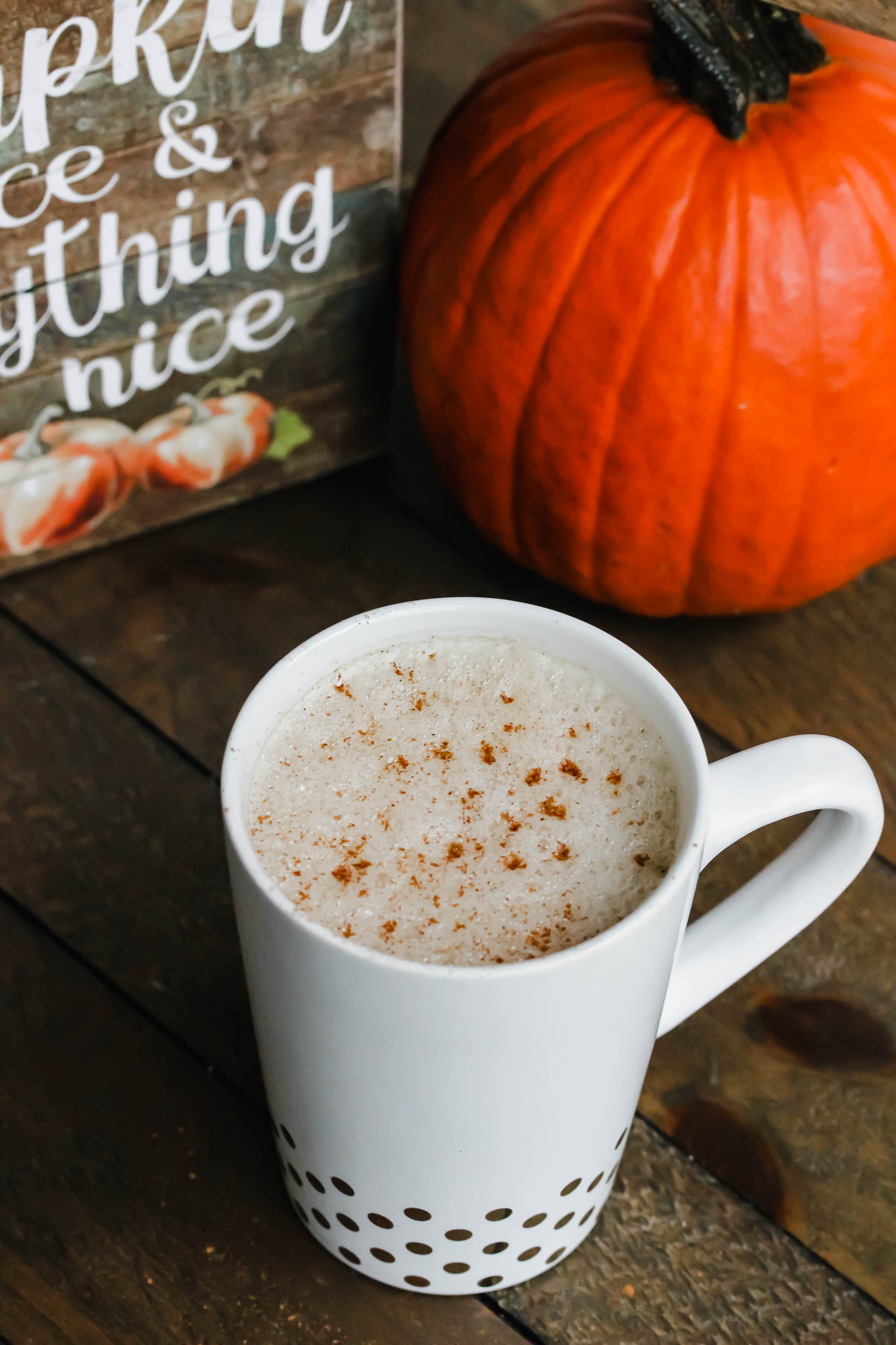 Watch The Genius Pumpkin Spice Latte Hack to Cut Calories Without Compromising Taste video