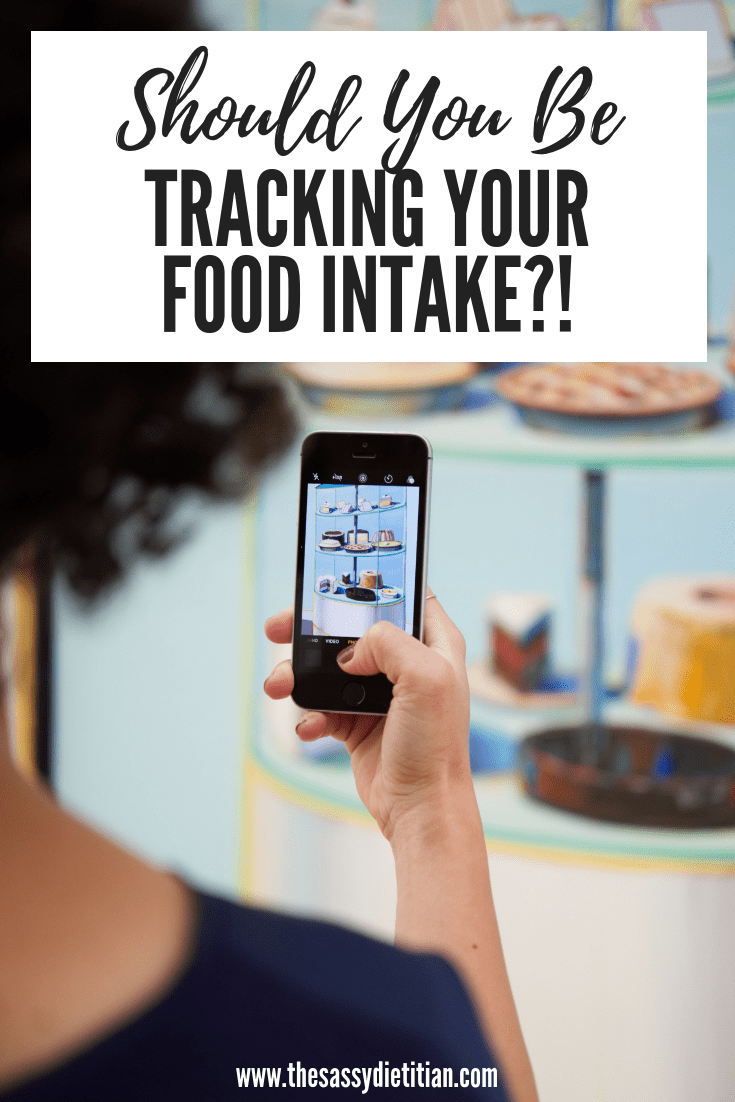 should you be tracking food