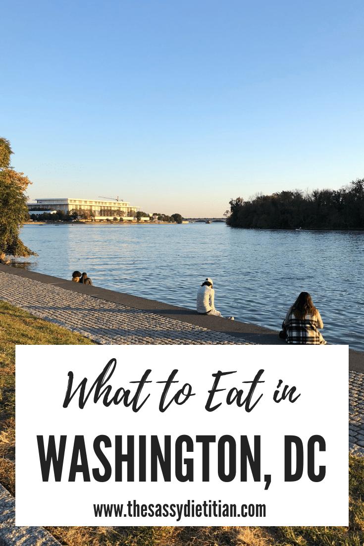 what to eat in Washington, DC