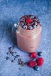 Berry Cocoa Mango Beet Smoothie
