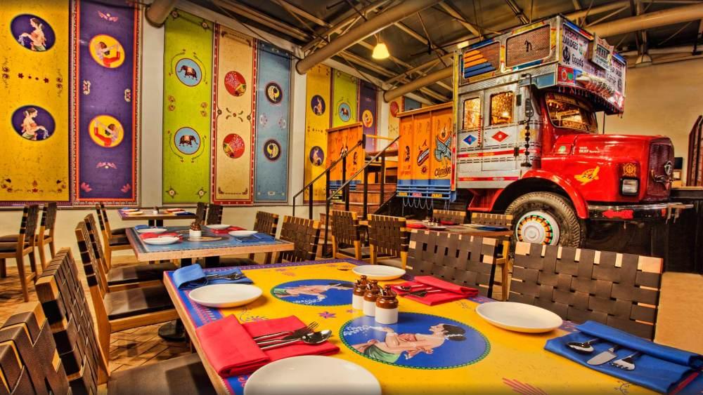 best themed restaurants in Delhi