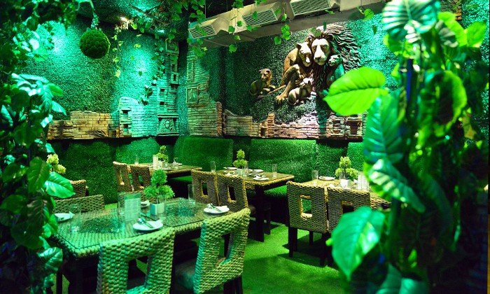 best themed restaurants in Delhi
