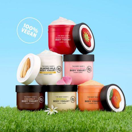 The Body Shop Body Yogurts (2)