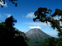 This is the first volcano I have ever seen, Arenal is impressive ~ only happy moments attached to it.