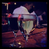 Red & White Wine make me extremely happy, especially with good company.