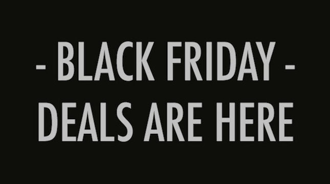 afb2782e2b2059 Black Friday Deals are Here!