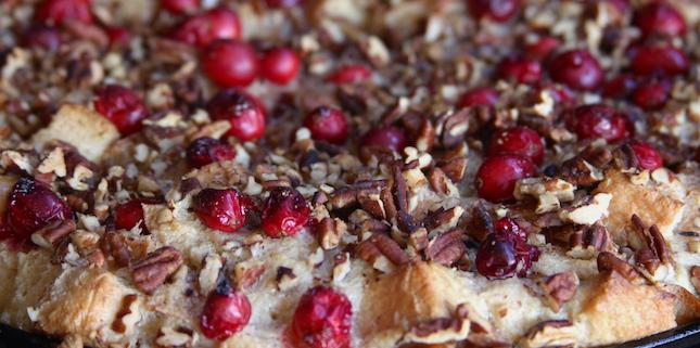 Bourbon Pecan Bread Pudding Recipe