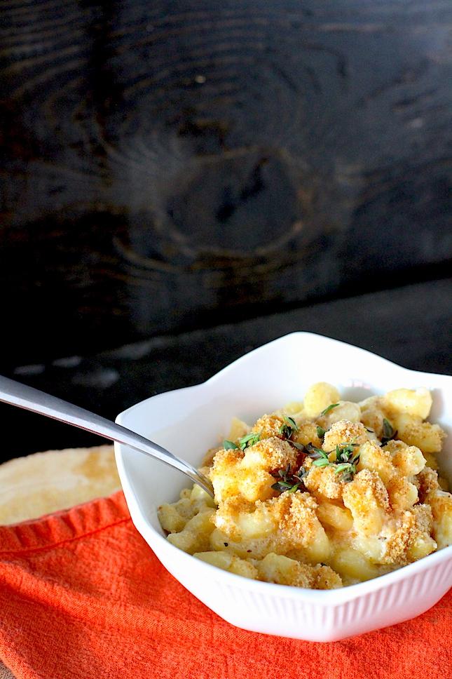 Cheesy Cavatappi Italiano