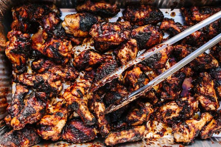 Chipotle Barbecue Chicken Wings