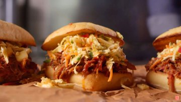 pulled pork sandwich recipe