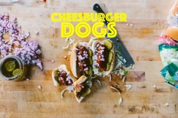 Cheeseburger Dogs Recipe
