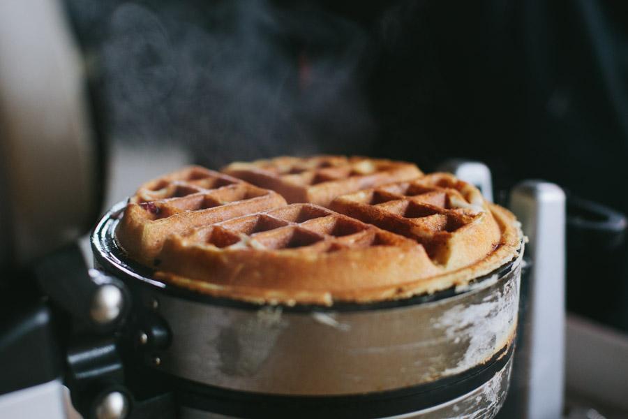 Pulled Pork Waffles Recipe