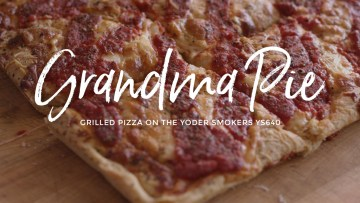 Grandma Pie Recipe