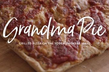 Grandma Pie Recipe