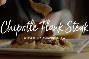Chipotle Flank Steak Recipe