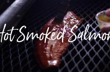 Hot Smoked Salmon Recipe