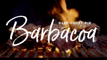 Beef Short Rib Barbacoa Recipe