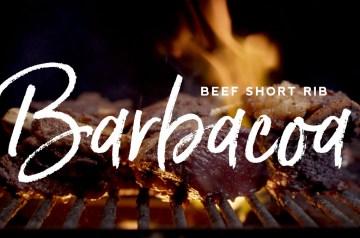 Beef Short Rib Barbacoa Recipe