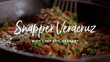 Snapper Veracruz Recipe