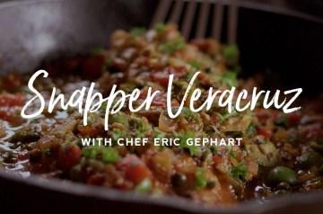 Snapper Veracruz Recipe