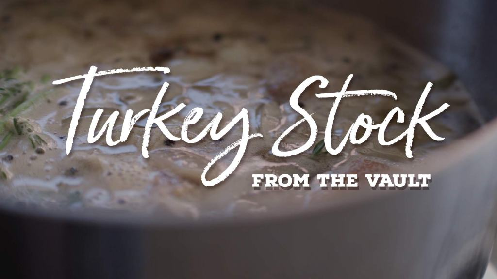 Turkey Stock from Scratch | From the Vault